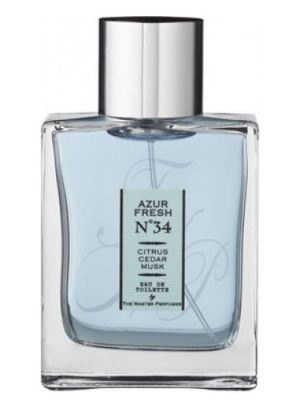 Azur Fresh N°34 The Master Perfumer für Männer