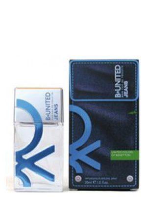 B. United Jeans Man Benetton für Männer
