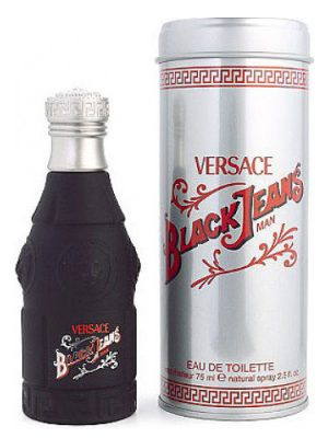 Black Jeans Versace für Männer