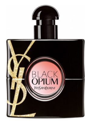 Black Opium Gold Attraction Edition Yves Saint Laurent женские