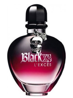 Black XS L'Exces for Her Paco Rabanne für Frauen