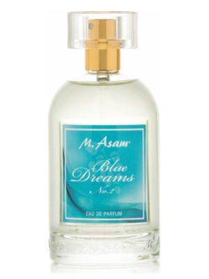 Blue Dreams No. 2 M. Asam für Frauen und Männer