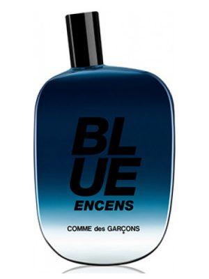 Blue Encens Comme des Garcons für Frauen und Männer
