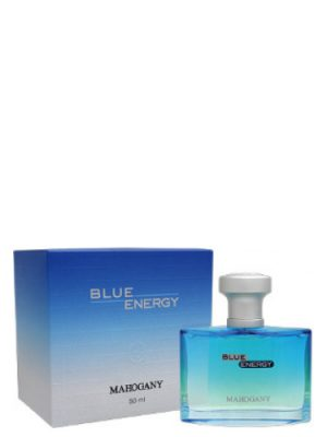 Blue Energy Mahogany für Männer