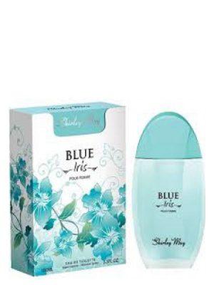 Blue Iris  Shirley May für Frauen
