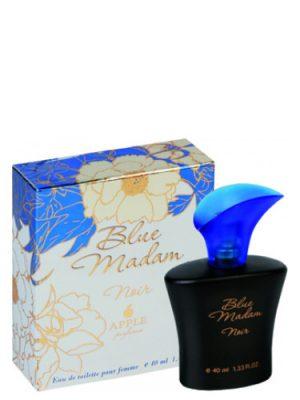Blue Madam Noir Apple Parfums für Frauen
