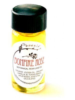 Bonfire Rose Phoenix Botanicals für Frauen und Männer