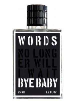 Bye Baby Words für Frauen und Männer