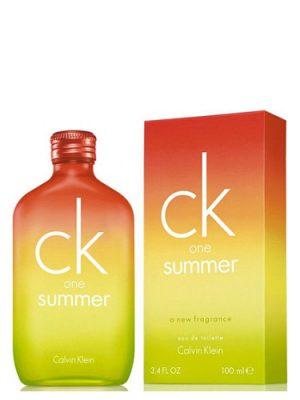 CK One Summer 2007 Calvin Klein für Frauen und Männer