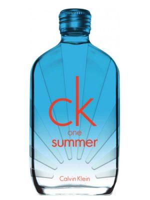 CK One Summer 2017 Calvin Klein für Frauen und Männer