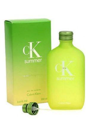 CK One Summer Calvin Klein für Frauen und Männer