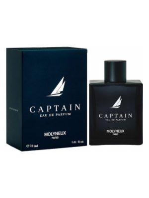 Captain Eau de Parfum Molyneux für Männer