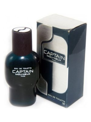 Captain Eau de Toilette (1975) Molyneux für Männer