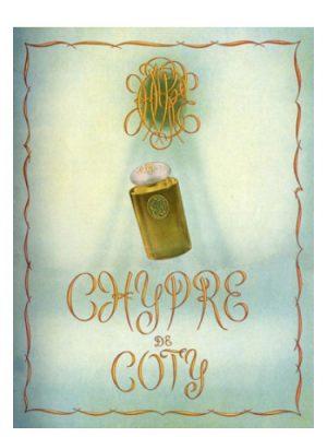 Chypre Coty für Frauen