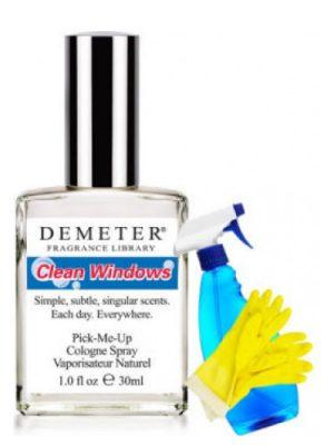Clean Windows Demeter Fragrance für Frauen und Männer