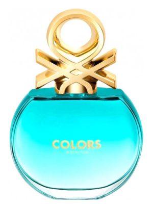 Colors de Benetton Blue Benetton für Frauen