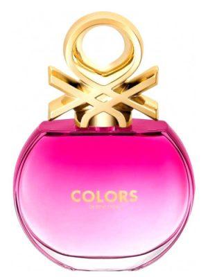 Colors de Benetton Pink Benetton für Frauen