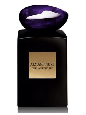 Cuir Amethyste Giorgio Armani für Frauen und Männer