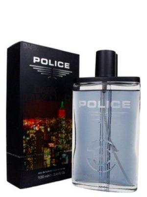 Dark Men Police für Männer