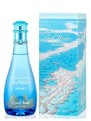 Davidoff Cool Water Woman Coral Reef Edition Davidoff für Frauen