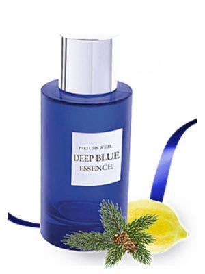 Deep Blue Essence Weil für Frauen und Männer