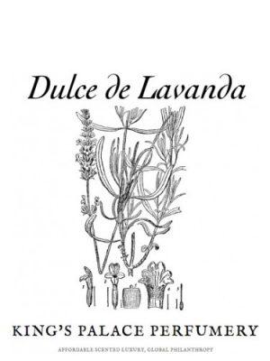 Dulce de Lavanda King's Palace Perfumery für Frauen und Männer