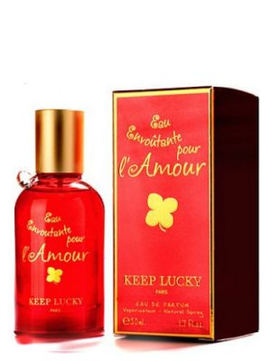 Eau Envoutante Pour L'Amour Keep Lucky für Frauen