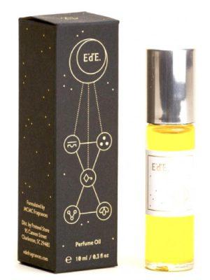 E.d'E. BLACK Perfume oil MCMC Fragrances für Frauen und Männer