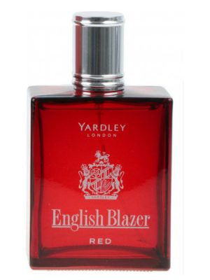 English Blazer Red Yardley für Männer