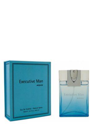Executive Man Aqua Laurelle London für Männer