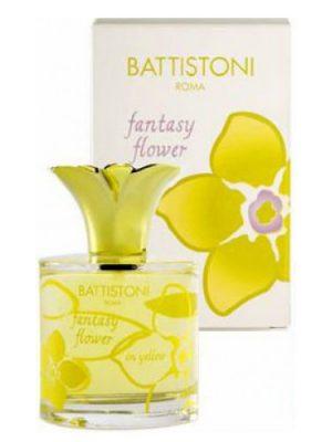 Fantasy Flower In Yellow Battistoni für Frauen