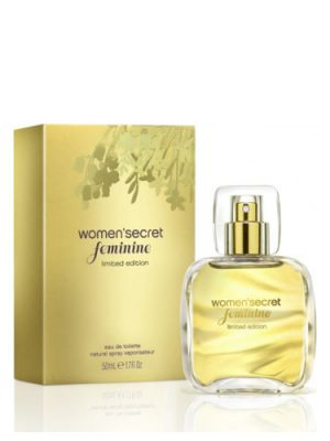 Feminine Limited Edition Women Secret für Frauen
