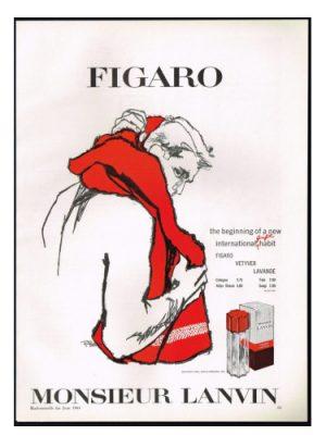 Figaro Lanvin für Männer