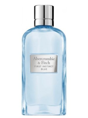 First Instinct Blue For Her Abercrombie & Fitch für Frauen