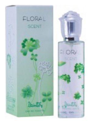 Floral Scent Dzintars für Frauen