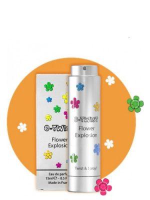 Flower Explosion O-Twist für Frauen