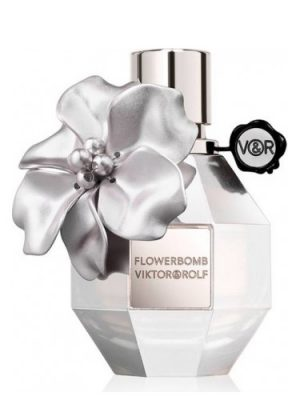 Flowerbomb Silver Eau de Parfum Viktor&Rolf für Frauen