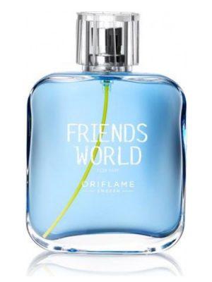 Friends World For Him Oriflame für Männer