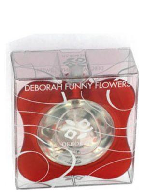 Funny Flowers Red Deborah für Frauen