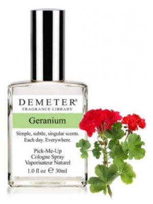 Geranium Demeter Fragrance für Frauen und Männer