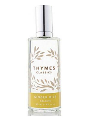 Ginger Milk Thymes für Frauen und Männer