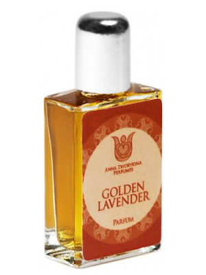 Golden Lavender Anna Zworykina Perfumes für Frauen und Männer