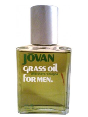 Grass Oil Jovan für Männer