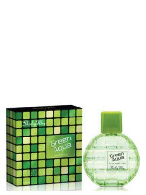 Green Aqua Shirley May für Frauen