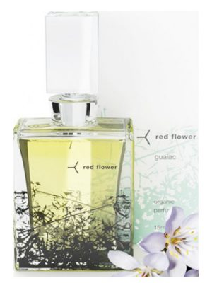 Guaiac Red Flower Organic Perfume für Frauen