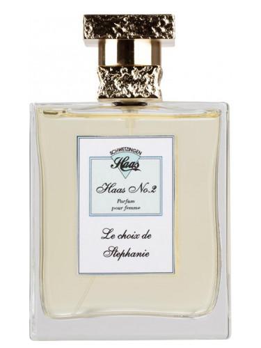 Haas No.2 Le choix de Stephanie Haas Parfum für Frauen