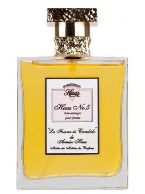 Haas No.5 La femme de Candide Haas Parfum für Frauen