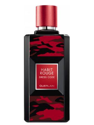 Habit Rouge Dress Code 2018 Guerlain für Männer