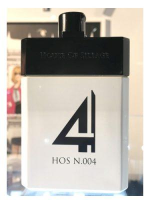 HoS N.004 House Of Sillage für Männer