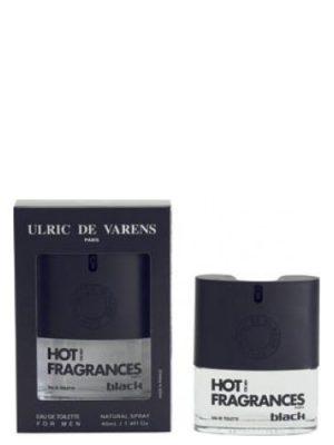Hot! Fragrances Black Ulric de Varens für Männer